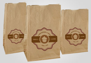Confectionery Paper Bags