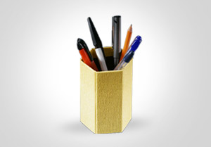 Pen Holder made of Paper